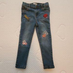 Toddler girl 5t jeans